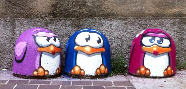 Pao, ovvero quando i pinguini invasero Milano
