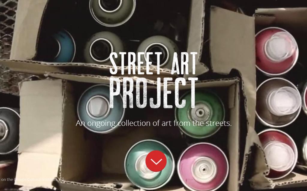 Tutta la Street Art a portata di click