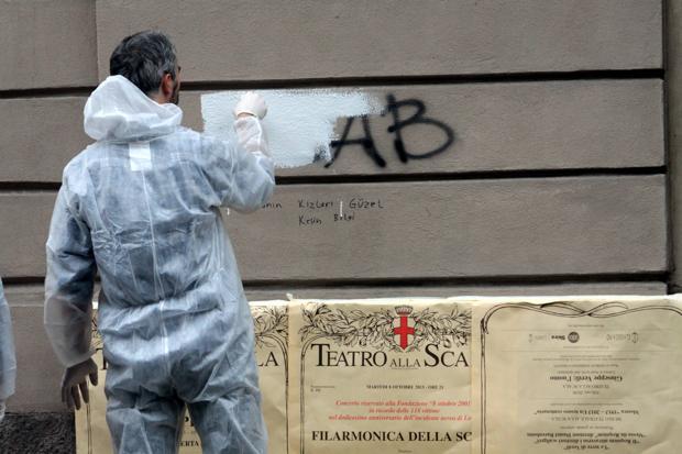 """""""Lezioni in classe per pulire i graffiti"""". Ma i consiglieri non ci stanno e i graffiti si fanno legalmente"""