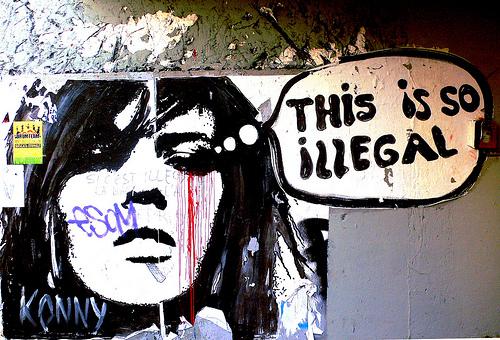 #StreetForum Nulla di losco dietro a graffiti e street art
