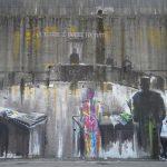 La prima volta della street art in Corte di Cassazione