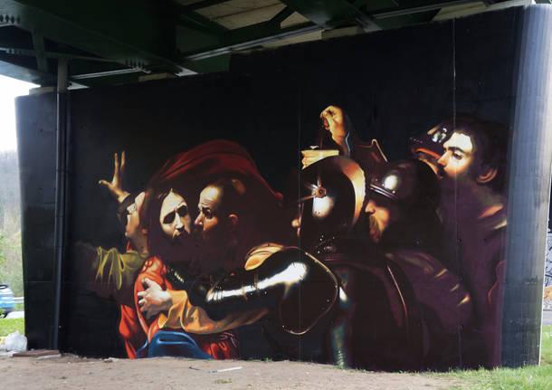 Un Caravaggio alla rotonda dell'Iper di Varese. L'intervista ad Andrea Ravo Mattoni