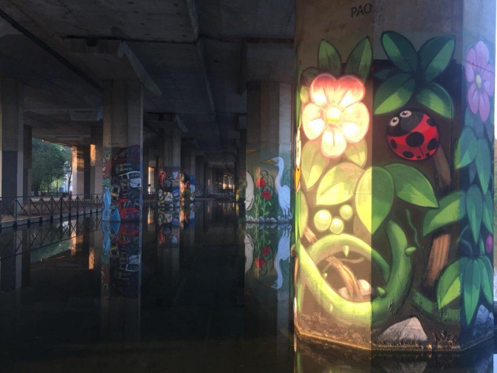 """Le nuove """"Isole Metropolitane"""" di Milano: quando l'arte fiorisce da un ossimoro"""
