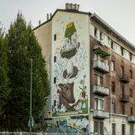 Cernunnos, a Torino UFOCINQUE realizza l'11esimo Global Goal dell'ONU