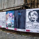 Arte urbana e poster al XVI Festival della letteratura mediterranea di Lucera