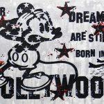 Key Gallery incontra Giacomo Spazio: un viaggio nello stencil tra Punk e Hip Hop