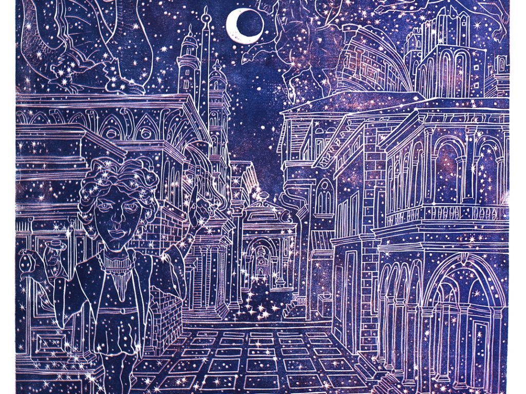 """I """"Sognatori di Notte"""" di Carlos Atoche approdano alla Question Mark di Milano"""