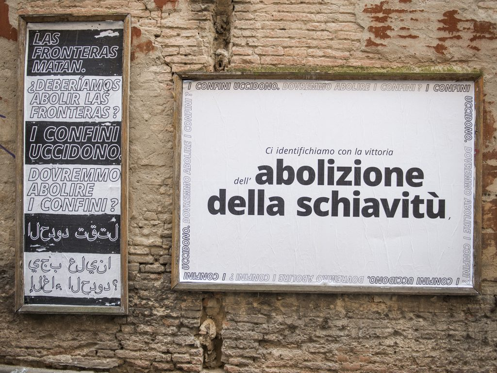 A Bologna Atlas of Transitions presenta HOME, aperto dal Referendum di Tania Bruguera in collaborazione con CHEAP
