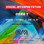 "Alla Question Mark inaugura la mostra ""GERA 1 – Visual Interpretation"""