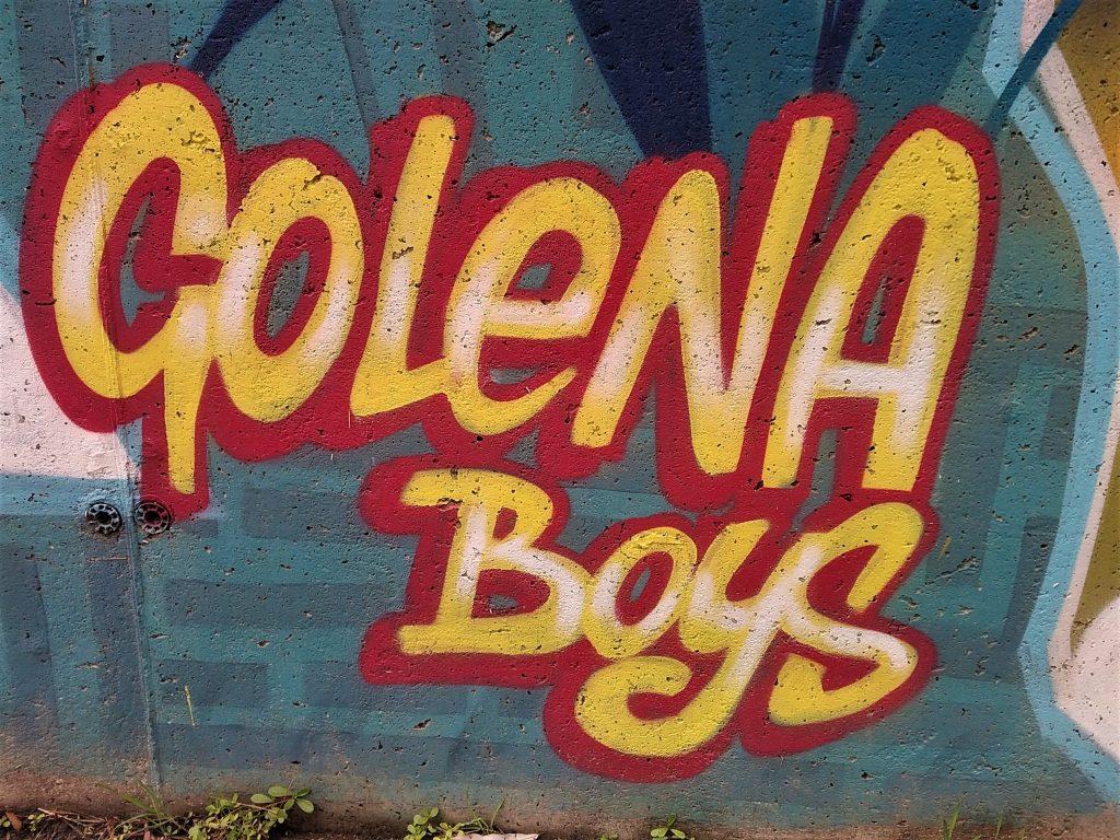 Golena Boys: un fiume, tre jam, una hall of fame