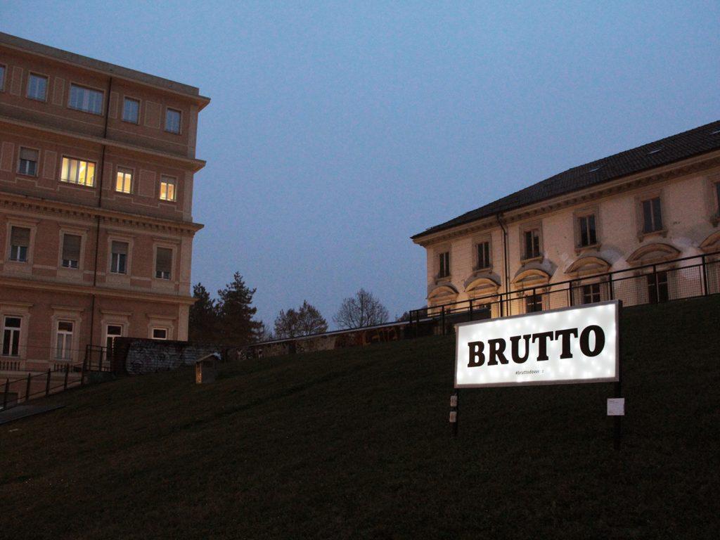 BRUTTISSIMA, la rassegna diffusa nella Torino dell'Art Week 2019