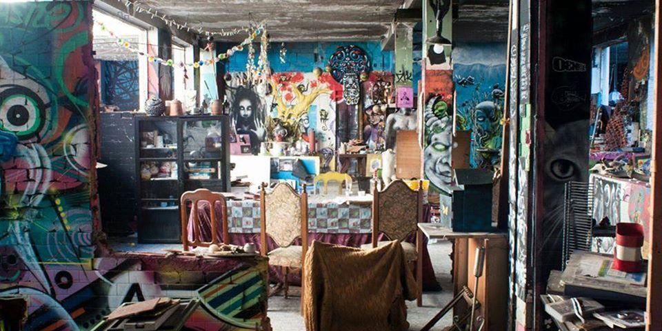 """Another Scratch In The Wall presenta il libro """"La fabbrica della street art"""" di Walls Of Milano al Madama Hostel & Bistrot"""