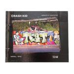 """""""Crash Kid Graffiti Archive"""": il nuovo progetto di Napal e Ryo per Whole Train Press"""