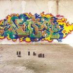 """Scratch Live: intervista a Napal per """"Crash Kid Graffiti Archive"""""""