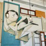 Scratch Live: Tour Madama Hostel & Bistrot | L'ospitalità incontra l'Arte Urbana