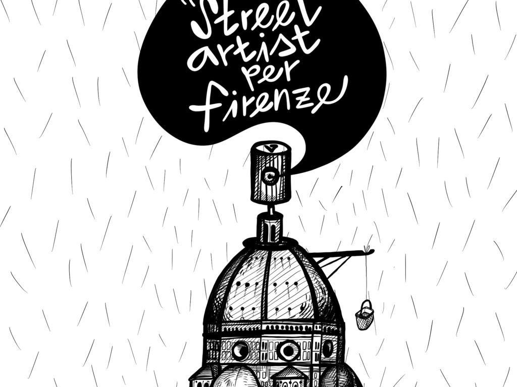 Street Artist per Firenze: l'asta per l'ospedale Careggi
