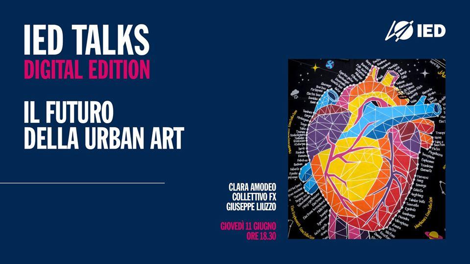 Il futuro dell'Urban Art: il talk con IED Milano