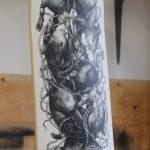 """A Ravenna, tra le tavole da skate di Bonobolabo con Treedom e il progetto """"Equidistanze, Residenze Artistiche 2020"""""""