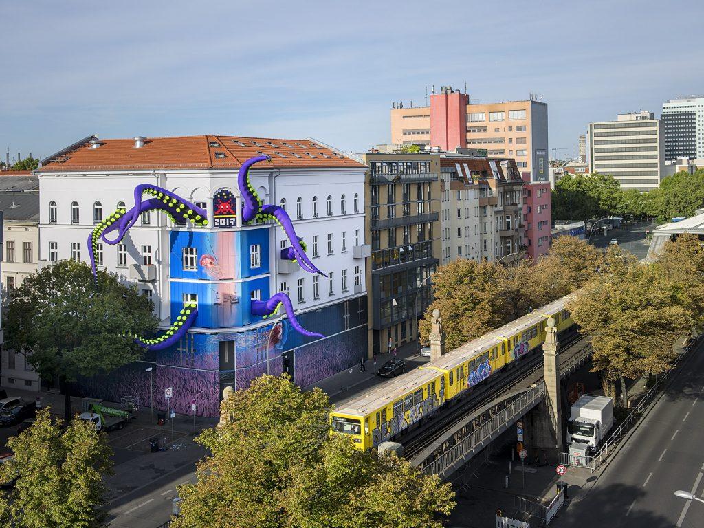 Storia di Urban Nation a Berlino