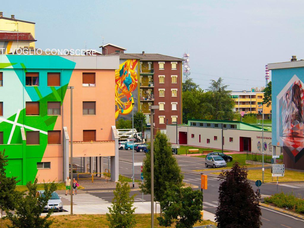 A Mantova apre la quinta edizione di Without Frontiers – Lunetta a colori